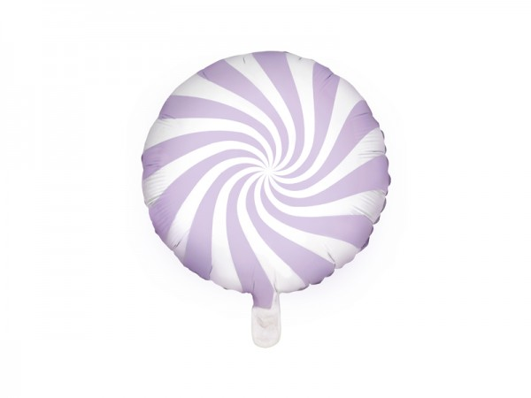 Folienballon Candy flieder